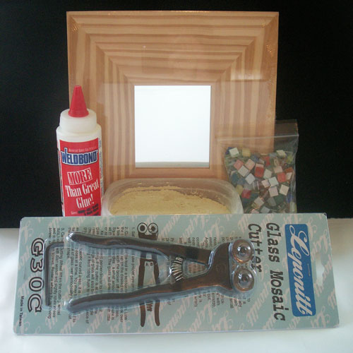 3/8'' CRYSTAL MOSAIC STARTER KIT