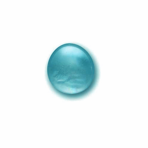 GLASS GEMS - LIGHT AQUA