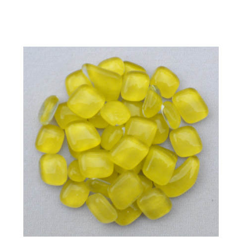 CRYSTAL PEBBLES - LEMON DROP 1101