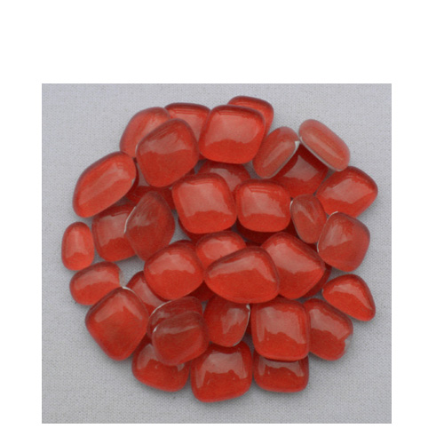 CRYSTAL PEBBLES - RED 1501