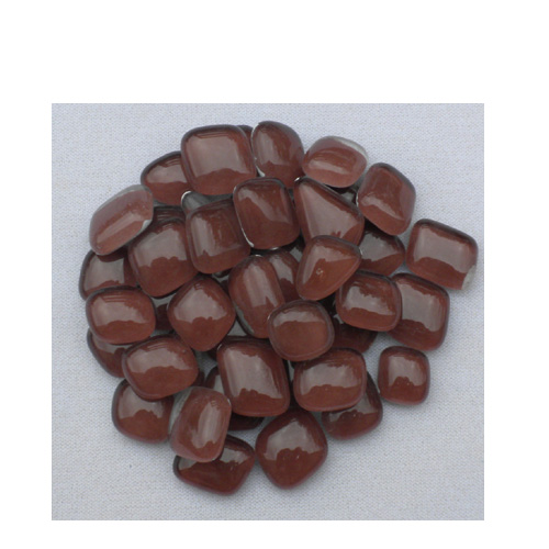 CRYSTAL PEBBLES - WALNUT 1504