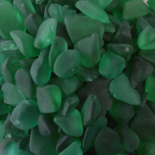 BEACH GLASS - LARGE HUNTER