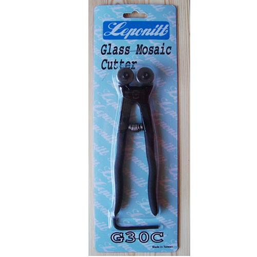 LEPONITT WHEELED MOSAIC GLASS and TILE NIPPERS
