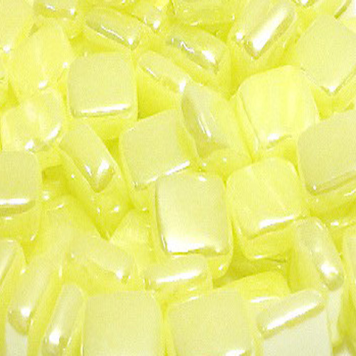 8MM PEARL LEMON LIME - #26 - 1/4 lb.