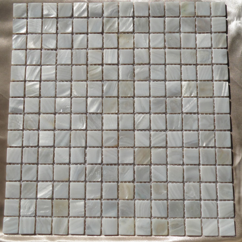 "3/4"" (20mm) - WHITE MOP TILES"