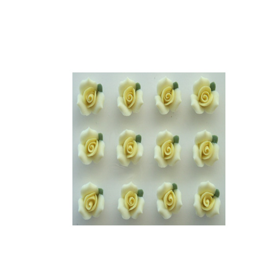 "1/2"" YELLOW ROSES"