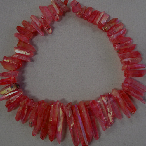 MAGENTA QUARTZ STICKS