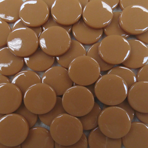 18MM ROUND SAHARA TAN - #95 - 1/4 lb.