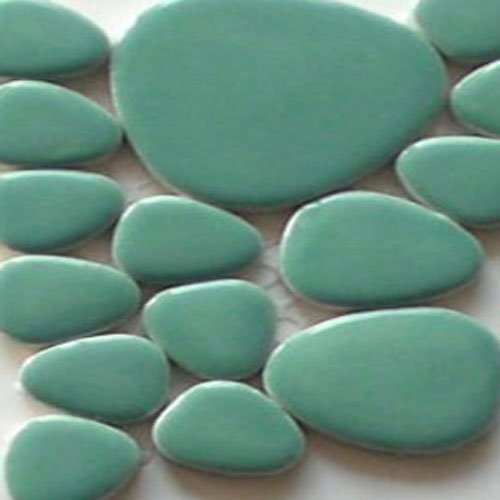CERAMIC PEBBLES - AQUA