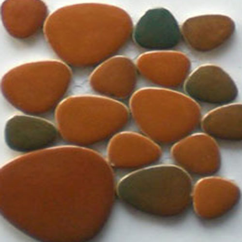 CERAMIC PEBBLES - RIVERBED