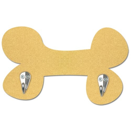 DOG BONE LEASH HOLDER 8.5""