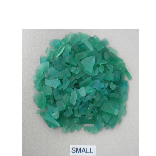 EMERALD BEACH GLASS