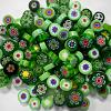 MILLEFIORI - GREEN MIX