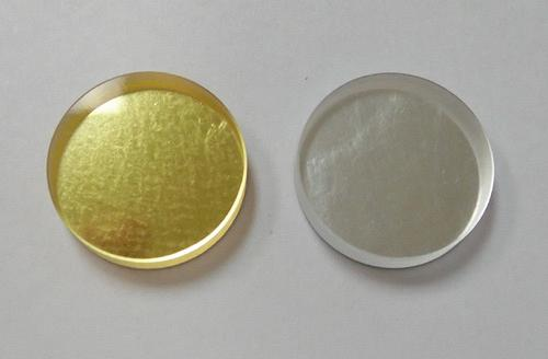 20MM ROUND GOLD - HANDMADE