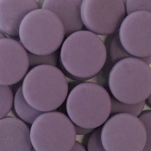 20MM ROUND ARTISAN MATTE - HEATHER  AM62