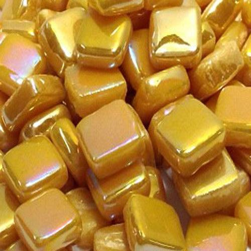 8MM PEARL BUTTERSCOTCH - #33 - 1/4 lb.