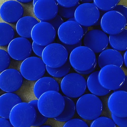 18MM ROUND COSMIC BLUE - #69 - 1/4 lb.