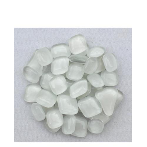 CRYSTAL PEBBLES - WHITE 1801