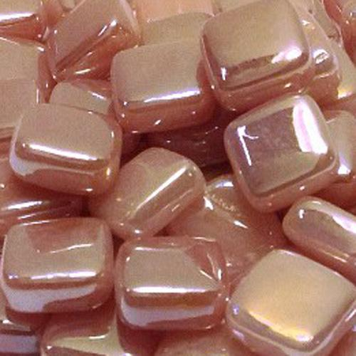 8MM PEARL DUSTY PINK - #17 - 1/4 lb.