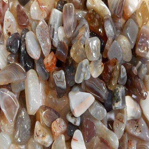 NATURAL AGATE CHIPS
