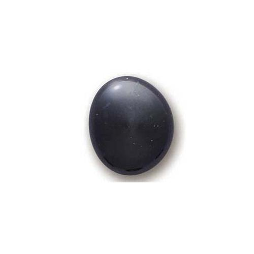 OPAL BLACK GLASS GEMS