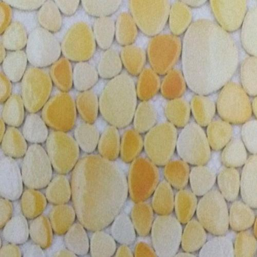 CERAMIC PEBBLES - YELLOW