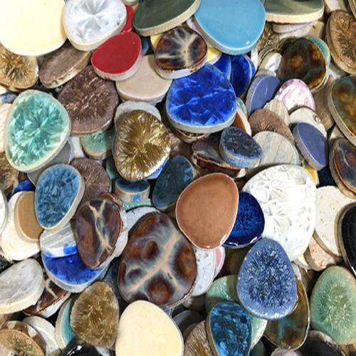 CERAMIC PEBBLE MIX